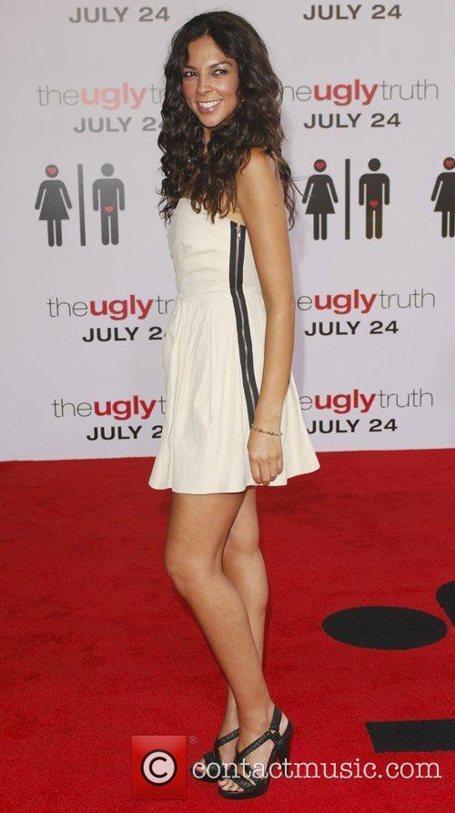 Terri Seymour The Ugly Truth Premiere at the...