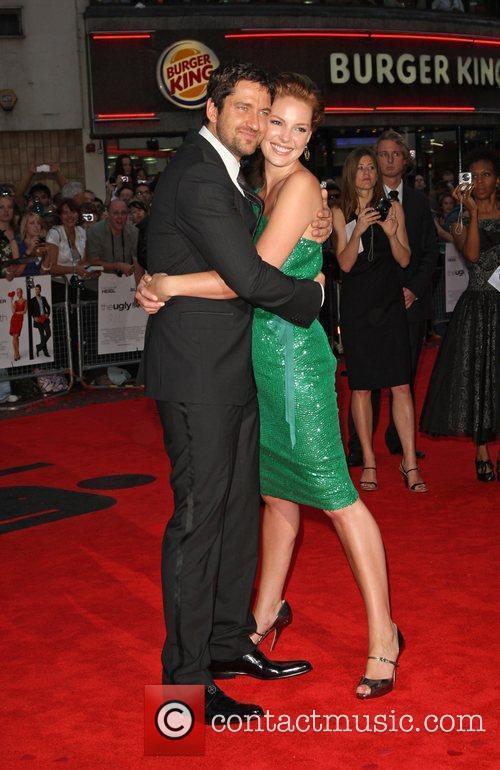 Gerard Butler and Katherine Heigl 6