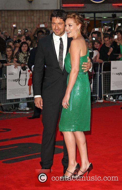 Gerard Butler and Katherine Heigl 5
