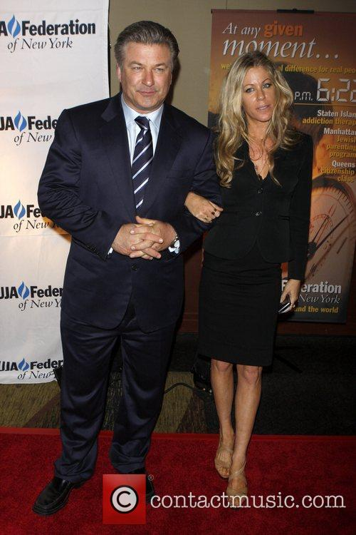 Alec Baldwin and Marci Klein UJA-Federation of New...