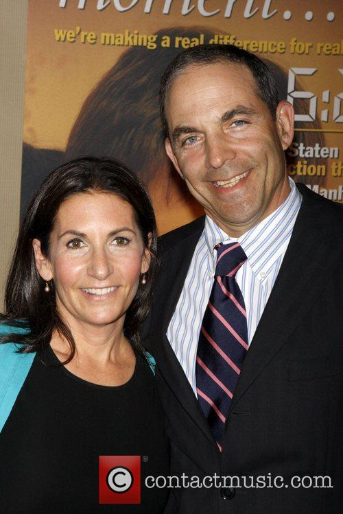 Bobbi Brown and Steven Plofker  UJA-Federation of...