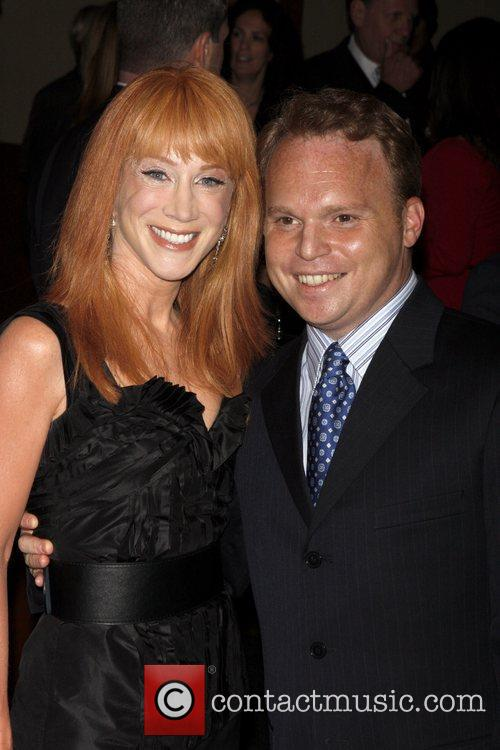 Kathy Griffin and guest UJA-Federation of New York's...