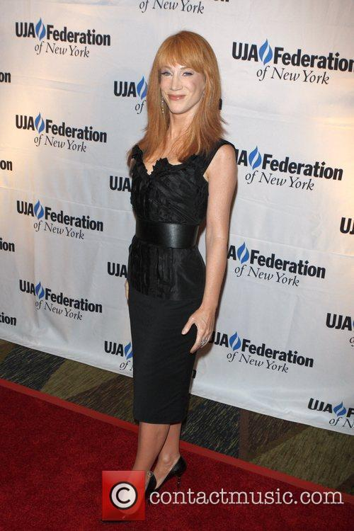 Kathy Griffin UJA-Federation of New York's Leadership awards...