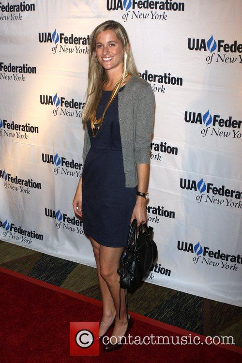 Nicole Ross UJA-Federation of New York's Leadership awards...