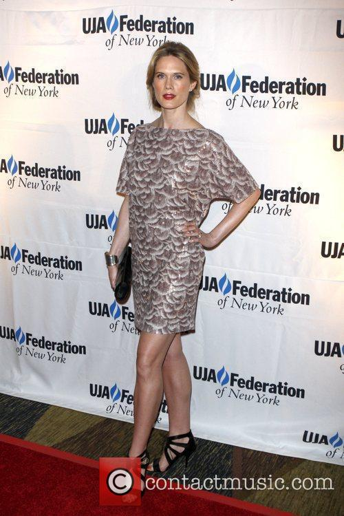 Stephanie March UJA-Federation of New York's Leadership awards...