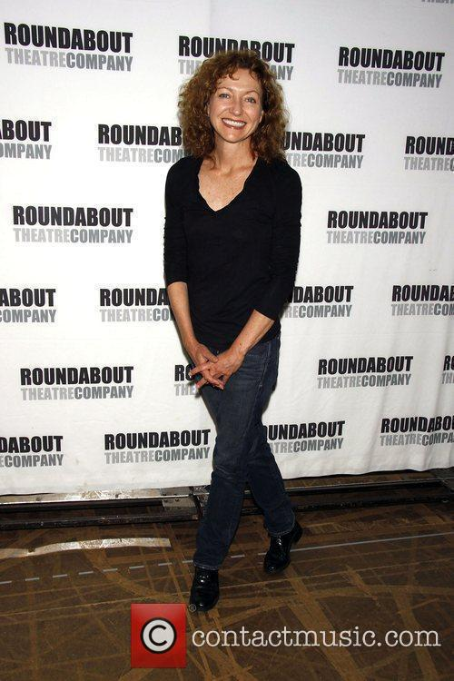 Julie White Photocall for the upcoming Off-Broadway play...