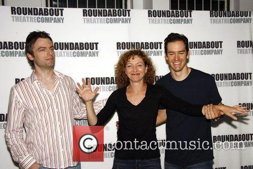 Justin Kirk, Julie White and Mark-paul Gosselaar 3