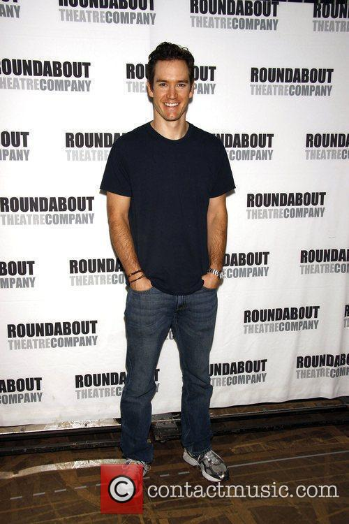 Mark-Paul Gosselaar Photocall for the upcoming Off-Broadway play...