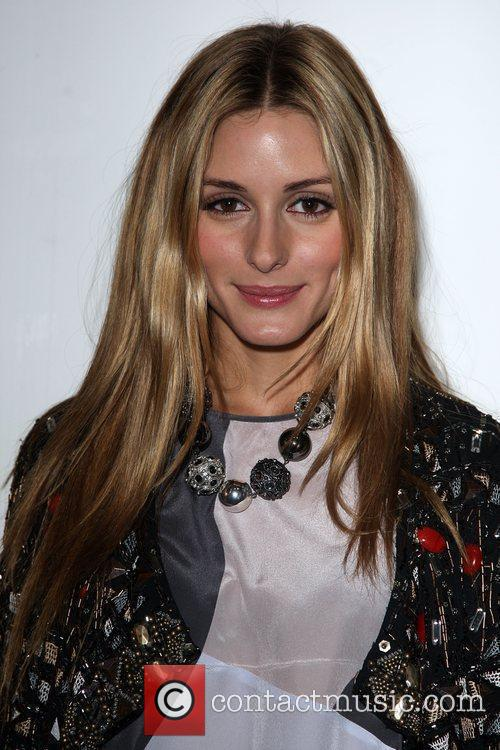Olivia Palermo 25th anniversary London Fashion Week Spring/Summer...
