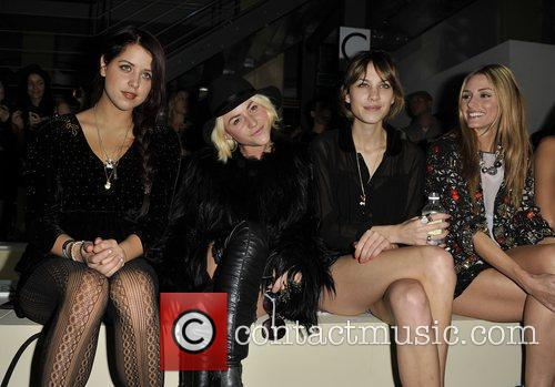 Peaches Geldof and Alexa Chung 4
