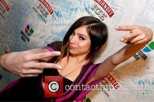 Paty Cantu Smirnoff Ice & Univision Radio Concert...