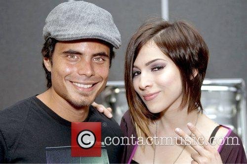 Jerem'as and Paty Cantu Smirnoff Ice & Univision...