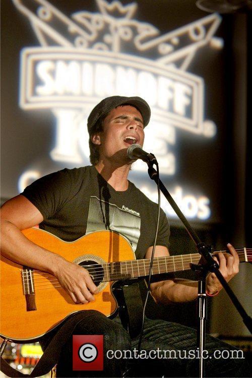 Smirnoff Ice & Univision Radio Concert at the...