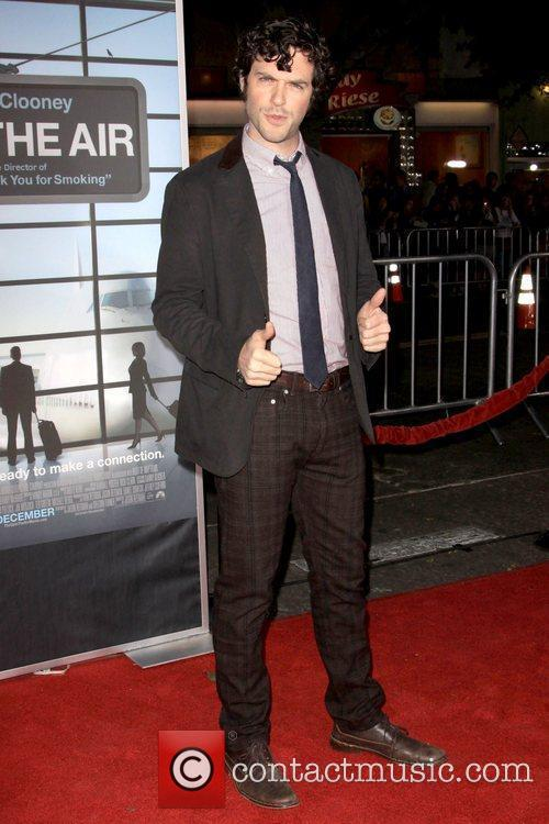 LA premiere of 'Up in the Air' at...