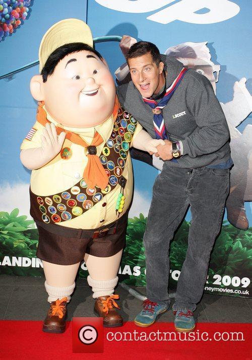 Bear Grylls and Pixar 1