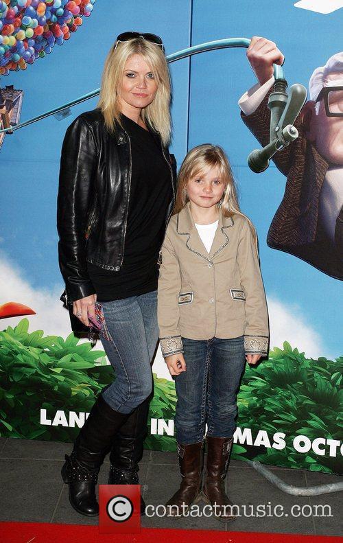 Danniella Westbrook and Pixar 1