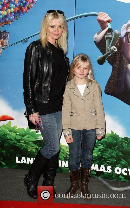 Danniella Westbrook and Pixar 3