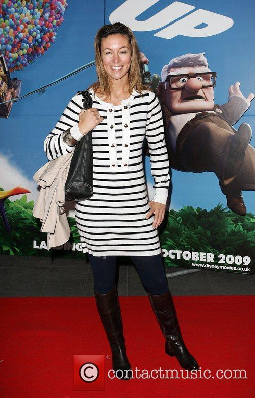 Emma Crosby The UK Premiere of the new...