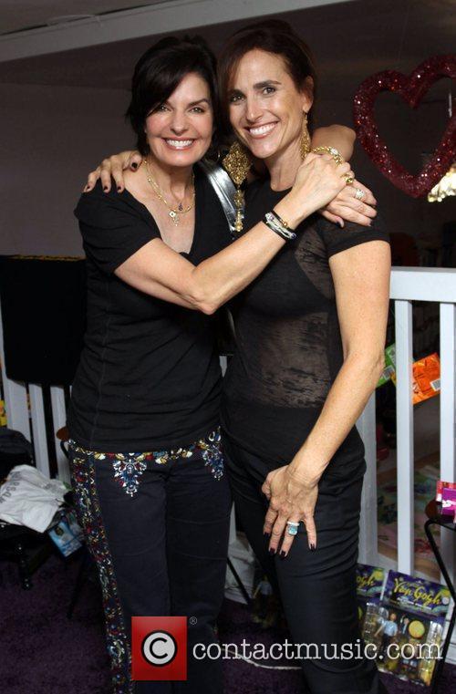 Sela Ward and Stacy Sherman Ray 6