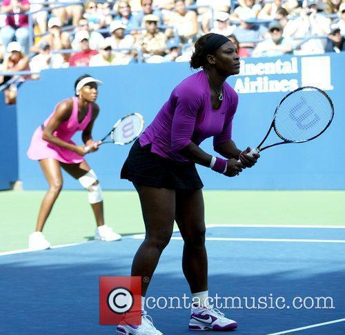 Venus Williams, Billie Jean King and Serena Williams 3