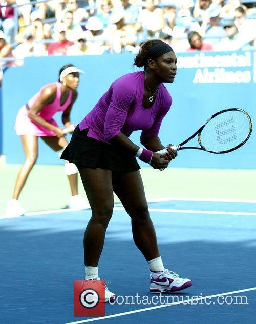 Venus Williams, Billie Jean King and Serena Williams 7