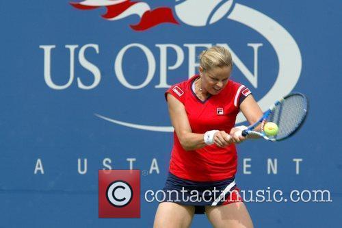 Kim Clijsters and Billie Jean King 5