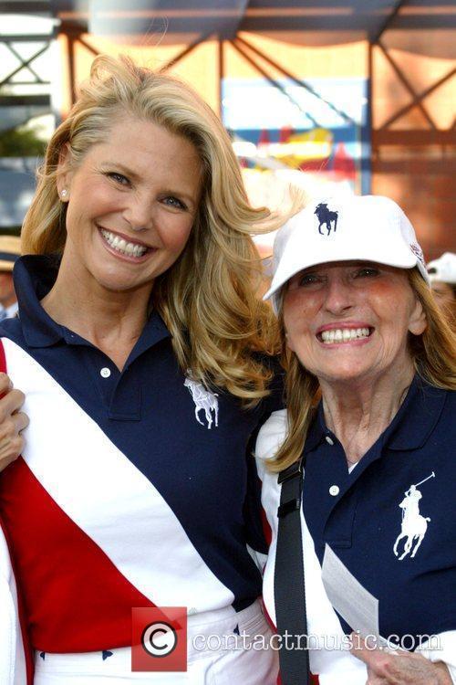 Christie Brinkley and Billie Jean King 6