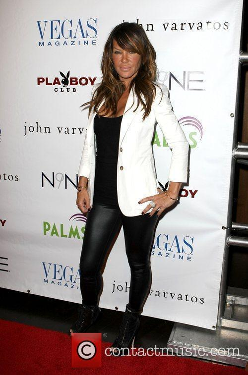 Robin Antin Vegas Magazine's July/August issue party at...