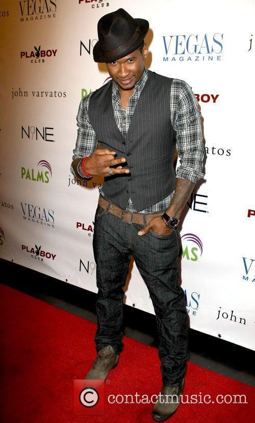 Usher and Playboy 7