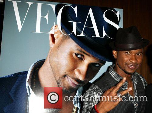 Usher and Playboy 5