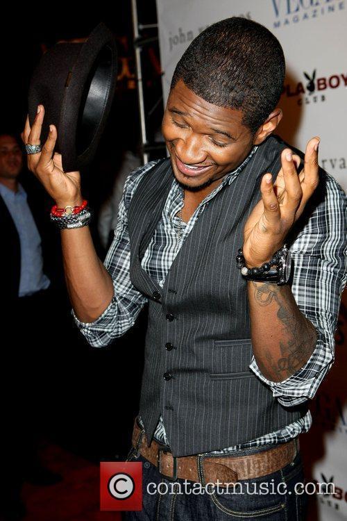 Usher and Playboy 8