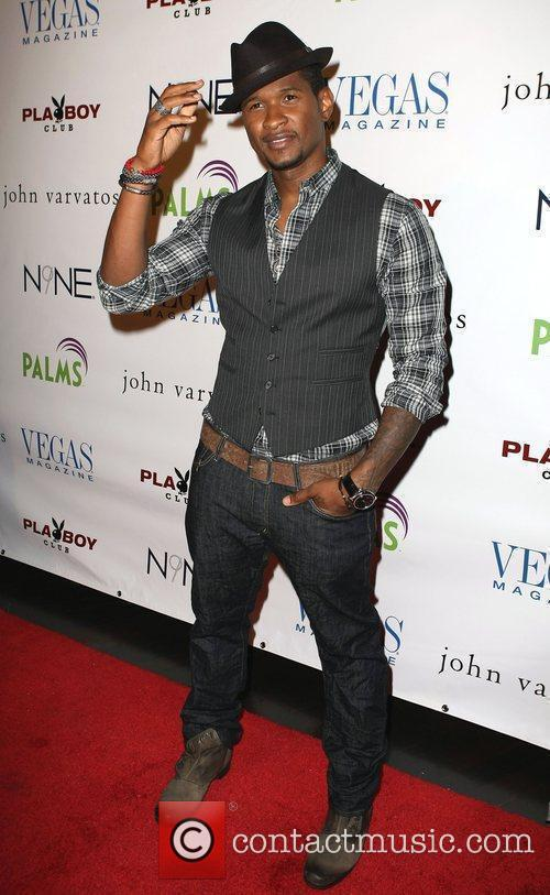 Usher and Playboy 11
