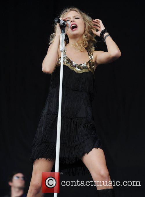 Taylor Swift, V Festival
