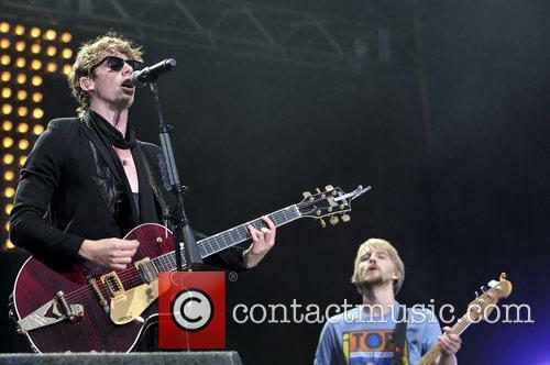 Johnny Borrell 1
