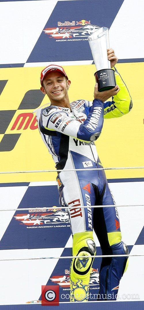 *file photo* Valentino Rossi has won his ninth...