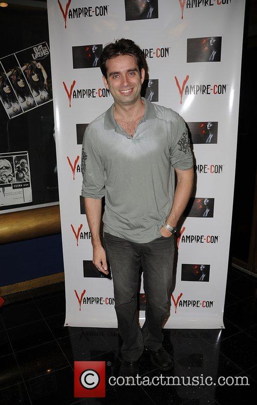 Bruno Campos (Nip Tuck)  at the Vampire...