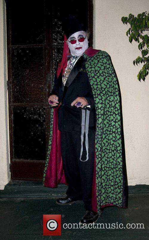 Count Smokula at the Vampire Con at The...