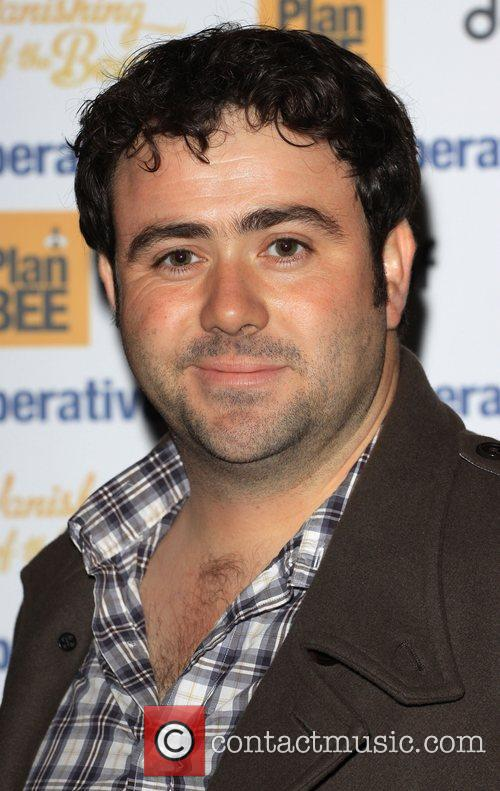 Celyn Jones The World Premiere of 'Vanishing of...