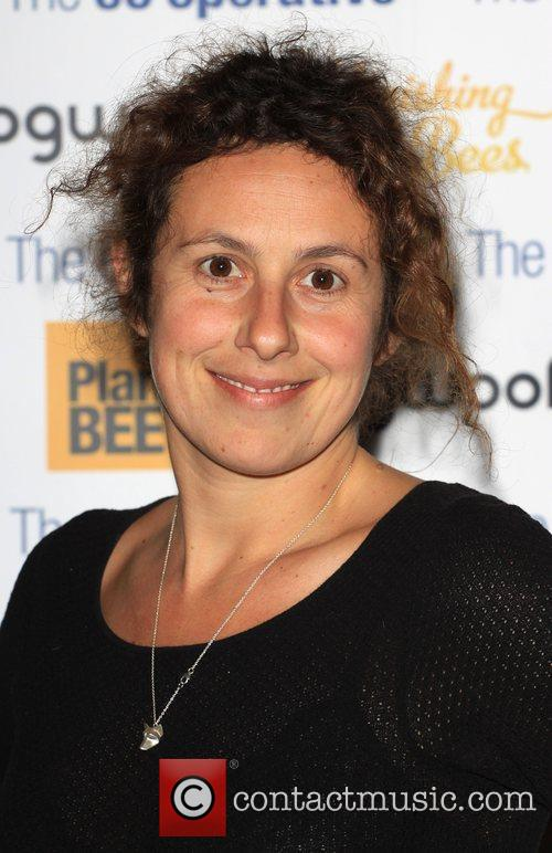 The World Premiere of 'Vanishing of the Bees'...