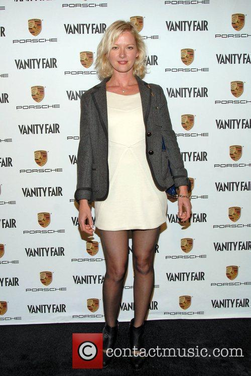 Gretchen Mol and Vanity Fair 1
