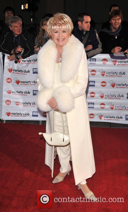 Gloria Hunniford Variety Club Showbiz Awards held at...