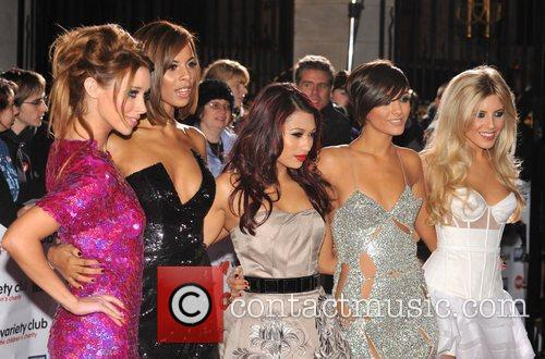 The Saturdays Variety Club Showbiz Awards held at...