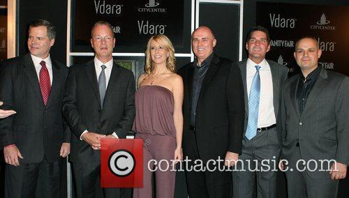 Grand opening of Vdara hotel and Spa at...