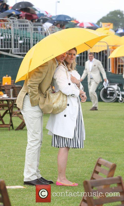 The Veuve Clicquot Gold Cup Final at Cowdray...