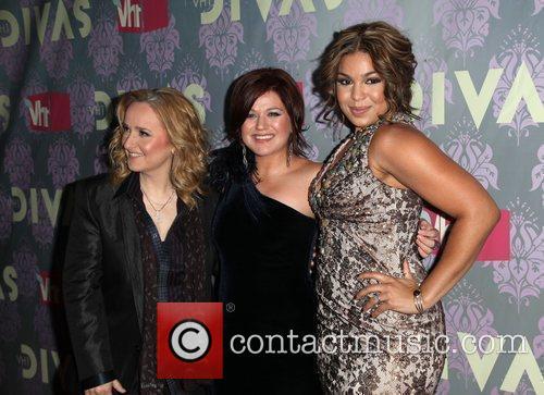Melissa Etheridge, Jordin Sparks and Kelly Clarkson VH1...