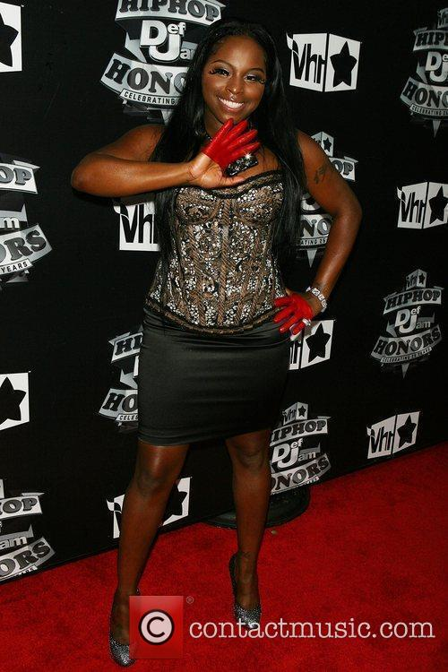 Foxy Brown VH1 presents 2009 Hip Hop Honors...