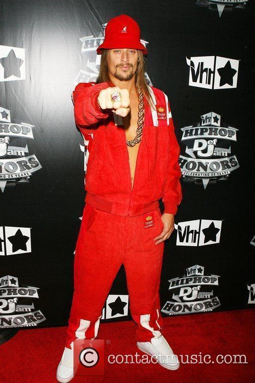 Kid Rock VH1 presents 2009 Hip Hop Honors...