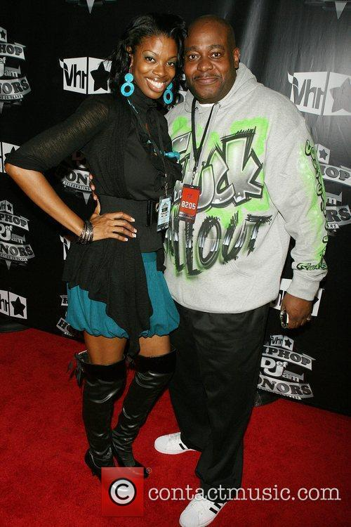 DJ Chuck Chillout and wife VH1 presents 2009...