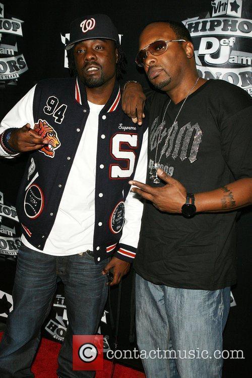 Wale, DJ Jazzy Jeff VH1 presents 2009 Hip...