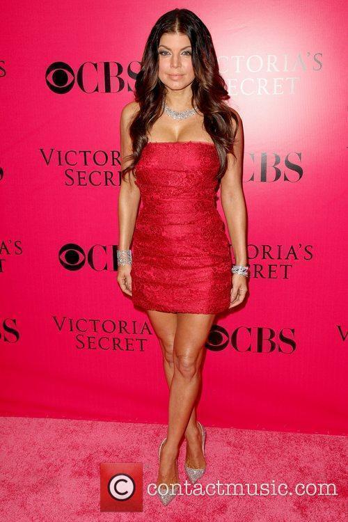 Fergie 2009 Victoria's Secret Fashion Show at The...